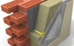 Утепление кирпичных стен при помощи штукатурки