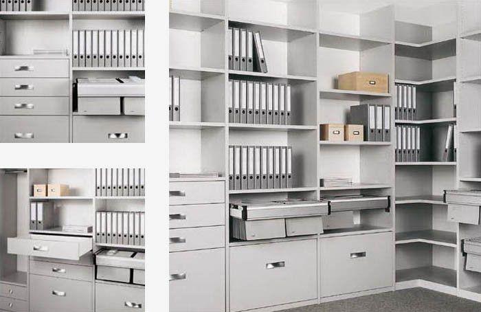 Советы по выбору офисных шкафов