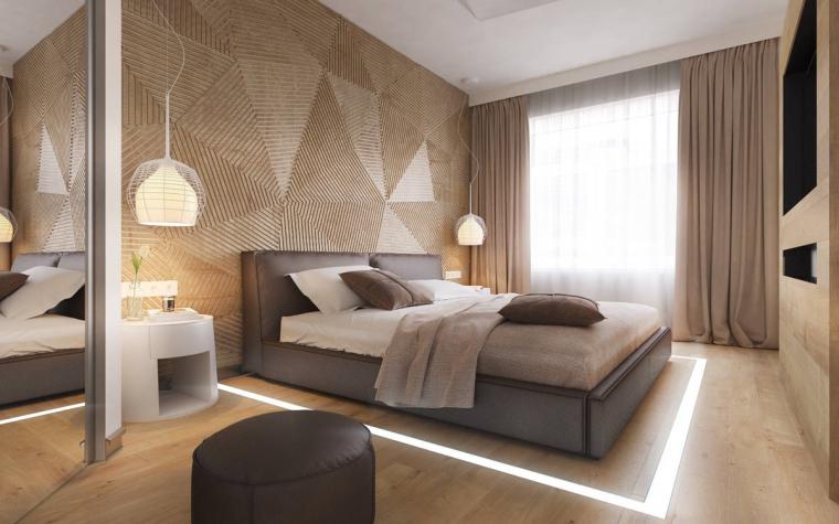Изголовье кровати как дизайн вашего дома